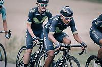 Nairo Quintana (COL/Movistar)<br /> <br /> 104th Tour de France 2017<br /> Stage 10 - Périgueux › Bergerac (178km)