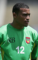 David Fleurival. Guadeloupe defeated Panama 2-1 during the First Round of the 2009 CONCACAF Gold Cup at Oakland Coliseum in Oakland, California on July 4, 2009.