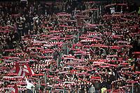 Fans des VfB Stuttgart mit ihren Schals