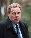 Harry Redknapp and Milan Mandaric tax evasion trial - juror considering verdicts today 8.2.12.Harry Redknapp arrives with his son Jamie Redknapp the Sky TV football presenter......Pic by Gavin Rodgers/Pixel 8000 Ltd
