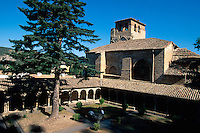 San Pedro de la Rúa, Estella, Navarra, Spanien
