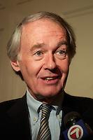 Senator Edward Markey Democrat of Massachusetts 2013