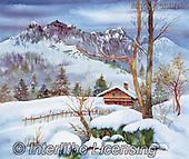 Alfredo, CHRISTMAS LANDSCAPES, WEIHNACHTEN WINTERLANDSCHAFTEN, NAVIDAD PAISAJES DE INVIERNO, paintings+++++,BRTOSPWTM217,#xl#