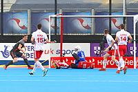 England v Netherlands - World Hockey League - 27.06.2017