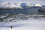 Fastdaltinden, Troms, Norway, 2005