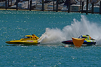 """Frame 11: Andrew Tate, H-300 """"Pennzoil"""", Donny Allen, H-14 """"Legacy 1""""       (H350 Hydro)"""
