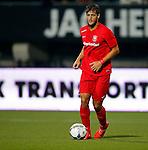 Nederland, Almelo, 29 augustus 2015<br /> Eredivisie<br /> Seizoen 2015-2016<br /> Heracles Almelo-FC Twente<br /> Giorgos Katsikas van FC Twente in actie met bal