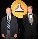National Aviation Hall of Fame President's Dinner at the National Museum of the United States Air Force. July 15, 2011