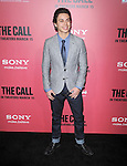 Jake T. Austin at The Tri Star Pictures' World Premiere of The Call held at The Arclight Theater in Hollywood, California on March 05,2013                                                                   Copyright 2013 Hollywood Press Agency