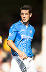 Motherwell v St Johnstone...30.08.14  SPFL<br /> Brian Graham<br /> Picture by Graeme Hart.<br /> Copyright Perthshire Picture Agency<br /> Tel: 01738 623350  Mobile: 07990 594431