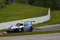 Porsche GT3 Cup Challenge Canada<br /> Victoria Day SpeedFest Weekend<br /> Canadian Tire Motorsport Park, Mosport, ON CAN<br /> Sunday 21 May 2017<br /> 69, Remo Ruscitti, GT3CP, CAN, 2017 Porsche 991<br /> World Copyright: Jake Galstad<br /> LAT Images<br /> ref: Digital Image galstad-CTMP-0517-56096