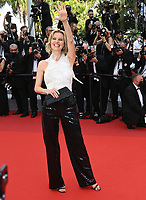 CANNES, FRANCE. July 7, 2021: Eva Herzigova at the Everything Went Fine Premiere at the 74th Festival de Cannes.<br /> Picture: Paul Smith / Featureflash