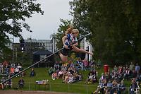 FIERLJEPPEN: BURGUM: 21-08-2021, Keningsljeppen, ©foto Martin de Jong