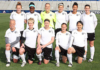 Starting eleven of the Philadelphia Independence during a WPS pre season match against the Washington Freedom at the Maryland Soccerplex on March 27 2010 in Boyds, Maryland. The game ended in a 0-0 tie.
