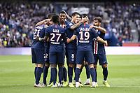JOIE - 03 PRESNEL KIMPEMBE (PSG)<br /> 05/10/2019<br /> Paris Saint Germain PSG - Angers <br /> Calcio Ligue 1 2019/2020 <br /> Foto Anthony Bibard Panoramic/insidefoto <br /> ITALY ONLY