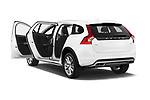 Car images of 2017 Volvo V60-Cross-Country Summum 5 Door Wagon Doors