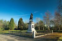 James Reid of Auchterarder Monument, Springburn Park, Glasgow