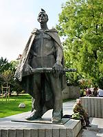 Denkmal auf dem Nam. SNP, Bratislava, Bratislavsky kraj, Slowakei, Europa<br /> Monument on Nam- SNP, Bratislava, Bratislavsky kraj, Slovakia, Europe
