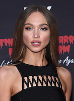 Ivy Levan @ the Fox Television premiere of 'The Rocky Horror Picture Show' held @ the Roxy. October 13, 2016 , West Hollywood, USA. # PREMIERE DE 'THE ROCKY HORROR PICTURE SHOW' A LOS ANGELES