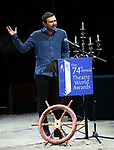 James McArdle during the 74th Annual Theatre World Awards at Circle in the Square on June 4, 2018 in New York City.