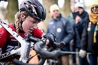 Annemarie Worst (NED/777)<br /> <br /> 82nd Druivencross Overijse 2019 (BEL)<br />  <br /> ©kramon