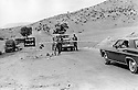 Iraq 1974 <br /> The resumption of hostilities, check point at the entrance of the kurdish region under the control of the peshmergas   <br /> Irak 1974 <br /> La reprise de la lutte armée, un poste de controle a l'entrée de la region administrée par les peshmergas