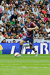 Eibar´s Javier Lara during 2014-15 La Liga match between Real Madrid and Eibar at Santiago Bernabeu stadium in Madrid, Spain. April 11, 2015. (ALTERPHOTOS/Luis Fernandez)
