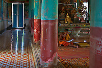 Life at the oldest Monastery on the Tonle Sap Cambodia