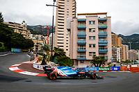22nd May 2021; Principality of Monaco; F1 Grand Prix of Monaco, qualifying sessions;  31 OCON Esteban (fra), Alpine F1 A521