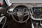 Car pictures of steering wheel view of a 2016 Chevrolet Malibu 2LZ 4 Door Sedan Steering Wheel