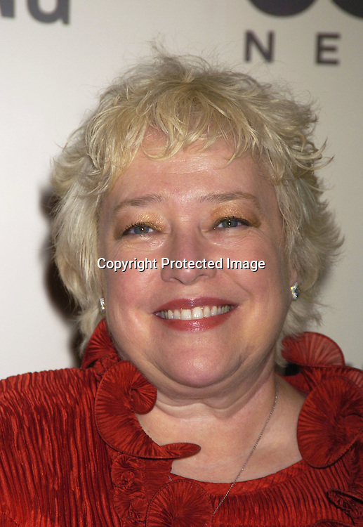 Kathy Bates..at the American Museum of the Moving Image salute to John Travolta on December 5, 2004 at The Waldorf Astoria ..Hotel. ..Photo by Robin Platzer, Twin Images