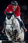 Hans-Dieter Dreher of Germany rides Cool And Easy in action at the Longines Grand Prix during the Longines Hong Kong Masters 2015 at the AsiaWorld Expo on 15 February 2015 in Hong Kong, China. Photo by Juan Flor / Power Sport Images
