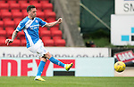 St Johnstone v Celtic…20.08.16..  McDiarmid Park  SPFL<br />Danny Swanson scores from the penalty spot<br />Picture by Graeme Hart.<br />Copyright Perthshire Picture Agency<br />Tel: 01738 623350  Mobile: 07990 594431