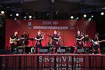 Concert in the Sevens village during the HSBC Hong Kong Rugby Sevens 2016 on 08 April 2016 at Hong Kong Stadium in Hong Kong, China. Photo by Moses Ng / Power Sport Images