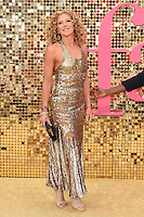 """Kelly Hoppen<br /> arrives for the World Premiere of """"Absolutely Fabulous: The Movie"""" at the Odeon Leicester Square, London.<br /> <br /> <br /> ©Ash Knotek  D3137  29/06/2016"""