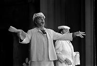 1er Janvier 1970. Vue de la représentation des Brigands au théâtre du Capitole.