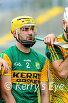 John Buckley, Kerry before the National hurling league between Kerry v Down at Austin Stack Park, Tralee on Sunday.