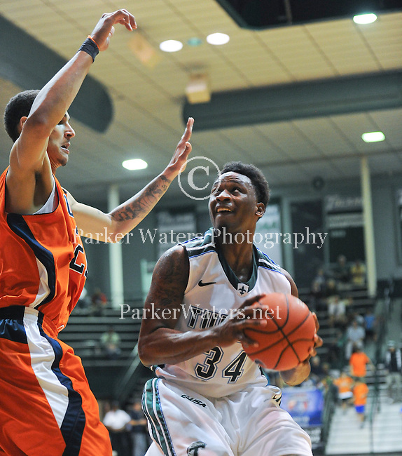 Tulane downs UTEP, 66-58, in C-USA action at Fogelman Arena.
