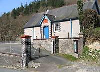 2020 09 22 broadband interruption mystery, in Aberhosan, Wales, UK