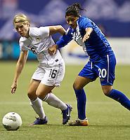 USWNT vs Guatemala, January 22, 2012