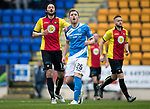 St Johnstone v Partick Thistle…13.05.17     SPFL    McDiarmid Park<br />Liam Craig reacts as his shot is saved by Tomas Cerny<br />Picture by Graeme Hart.<br />Copyright Perthshire Picture Agency<br />Tel: 01738 623350  Mobile: 07990 594431
