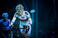 CX World Champion Sanne Cant (BEL/Iko-Beobank)<br /> <br /> women's race<br /> 44th Superprestige Diegem (BEL) 2018<br /> ©kramon