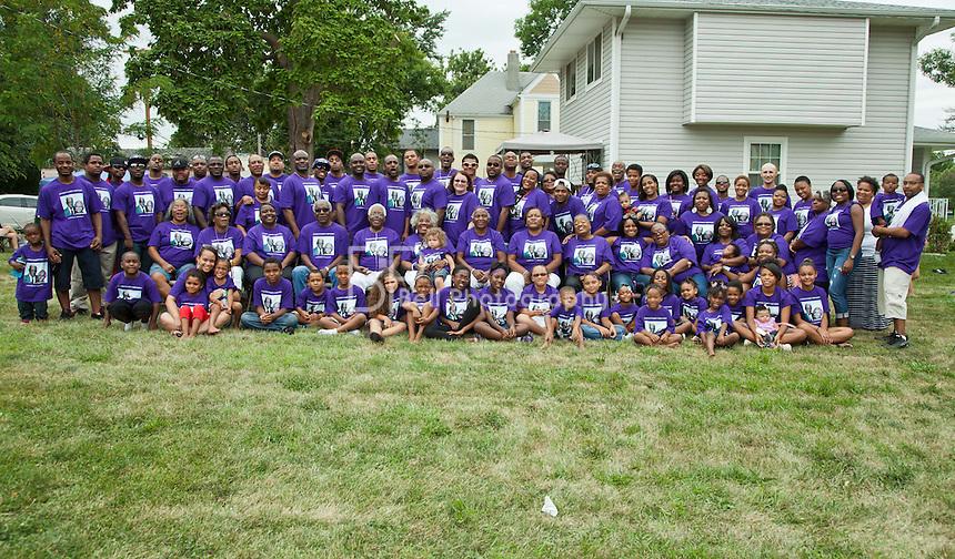 August 4,2013 Alston Family Reunion<br /> 19th & Pinkney St. Omaha, NE