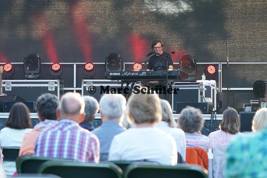 Musiker Purple Schulz tritt im Waldschwimmbad Mörfelden auf - Mörfelden-Walldorf 16.07.2021: Konzert Purple Schulz