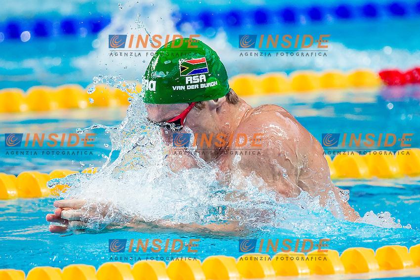 VAN DER BURGH Cameron RSA<br /> 100 Breaststroke Men Heats<br /> Swimming - Kazan Arena<br /> Day10 02/08/2015<br /> XVI FINA World Championships Aquatics Swimming<br /> Kazan Tatarstan RUS July 24 - Aug. 9 2015 <br /> Photo A.Masini/Deepbluemedia/Insidefoto
