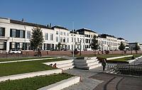 Nederland  Zutphen -  2020.  De IJsselkade is heringericht.    Foto : ANP/ HH / Berlinda van Dam