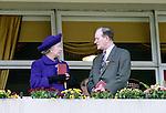 HRH The Queen - Doncaster Races