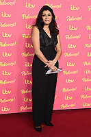 LONDON, UK. November 12, 2019: Anushka Asthana arriving for the ITV Palooza at the Royal Festival Hall, London.<br /> Picture: Steve Vas/Featureflash