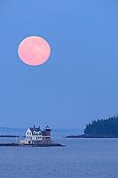 """""""Three Lights"""", Rockland Maine  #LH46"""