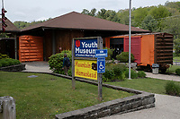 Beckley, West Virginia.  Youth Museum of Southern West Virginia.